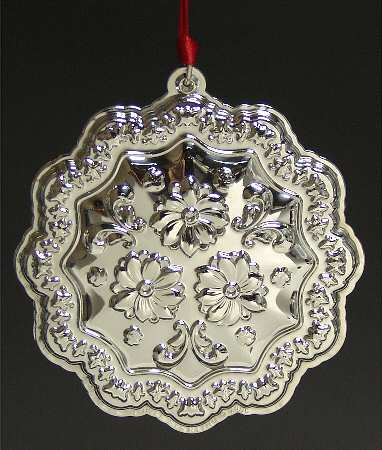 Towle - 'Xmas Ornament' - Old Master-Medallion#5-2006
