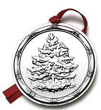 Spode - 'Xmas Ornament' - Christmas Tree- 2nd Yr. 2009