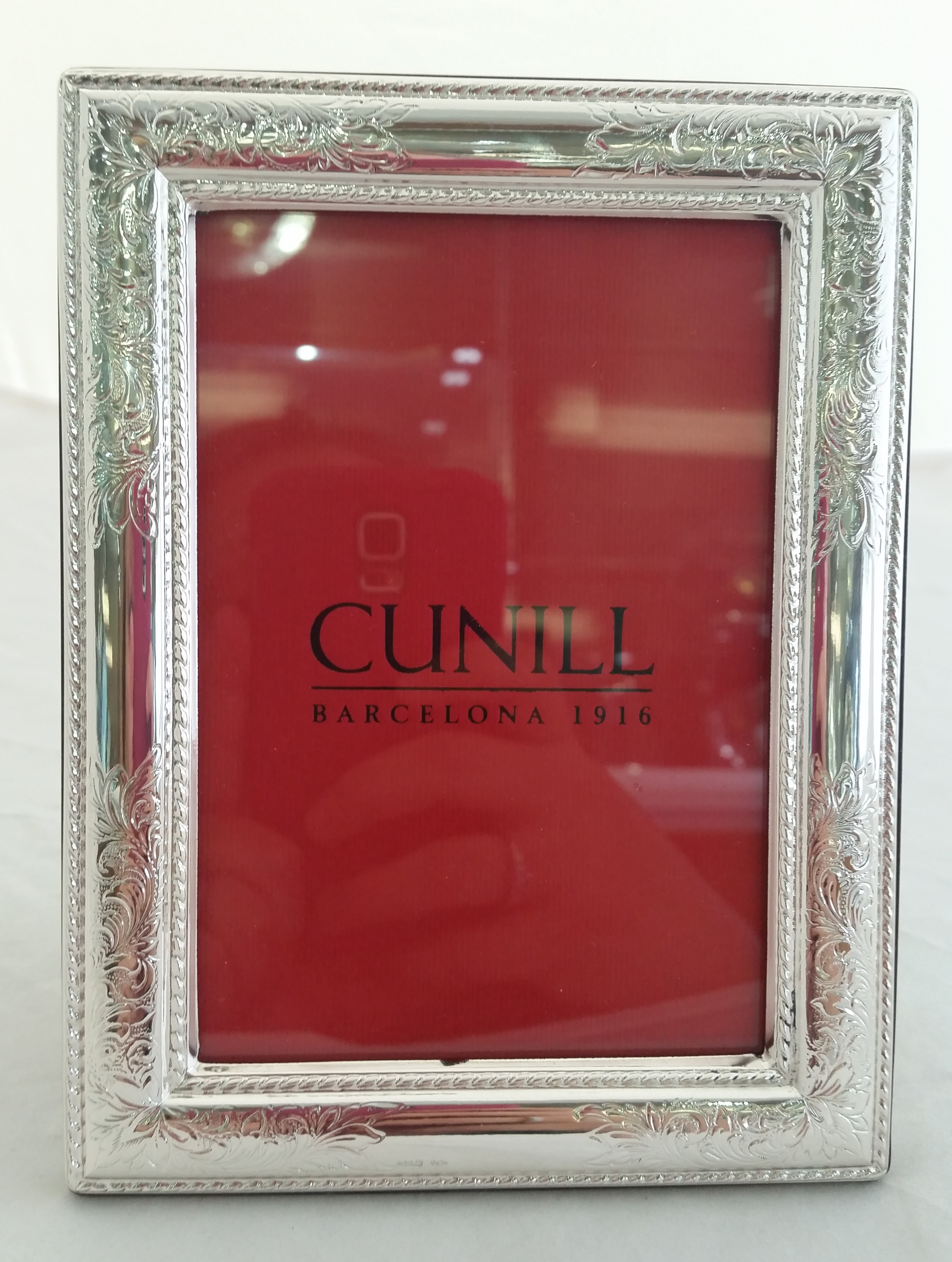 Cunill - 'Frame, sterling' - Frame- Vintage Style-#135