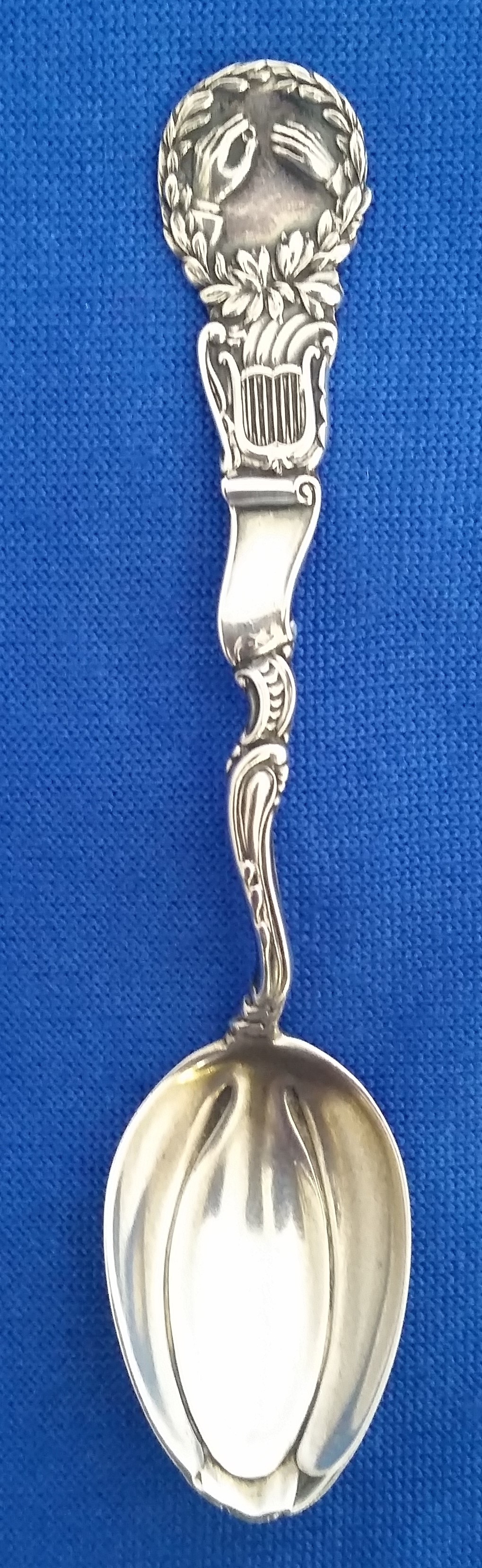 Simons Bros. Co. - 'Wedding' - Demitasse Spoon