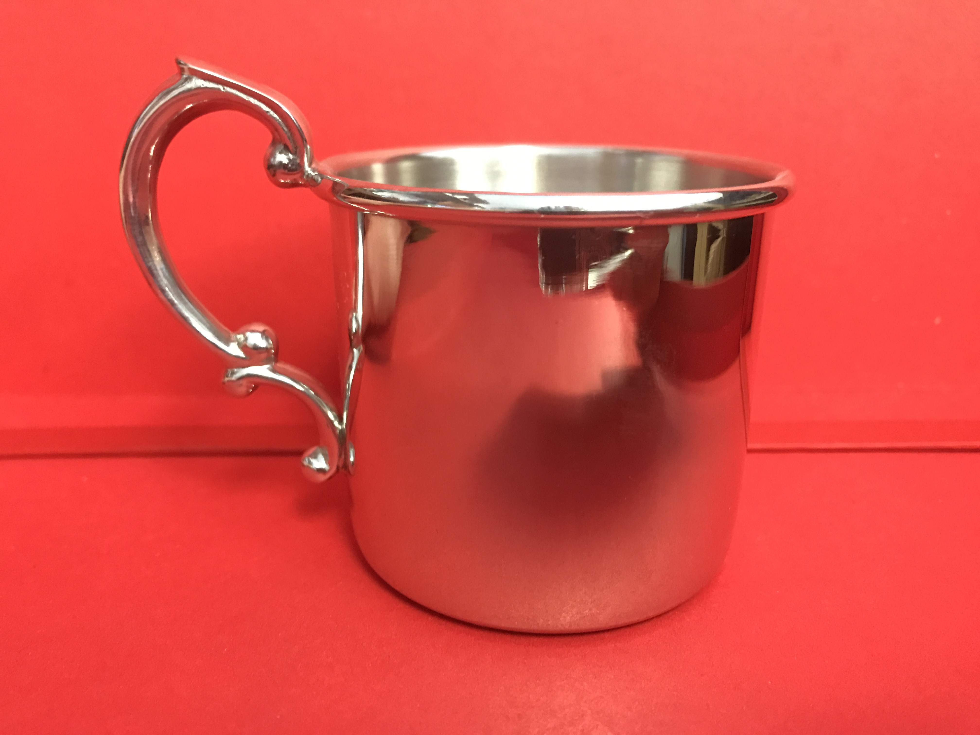 Empire - 'Pewter' - Baby Cup- classic- #892