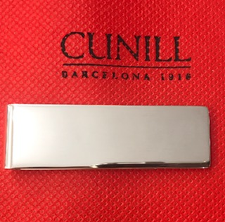 Cunill - 'Old English' - Money Clip-#251008
