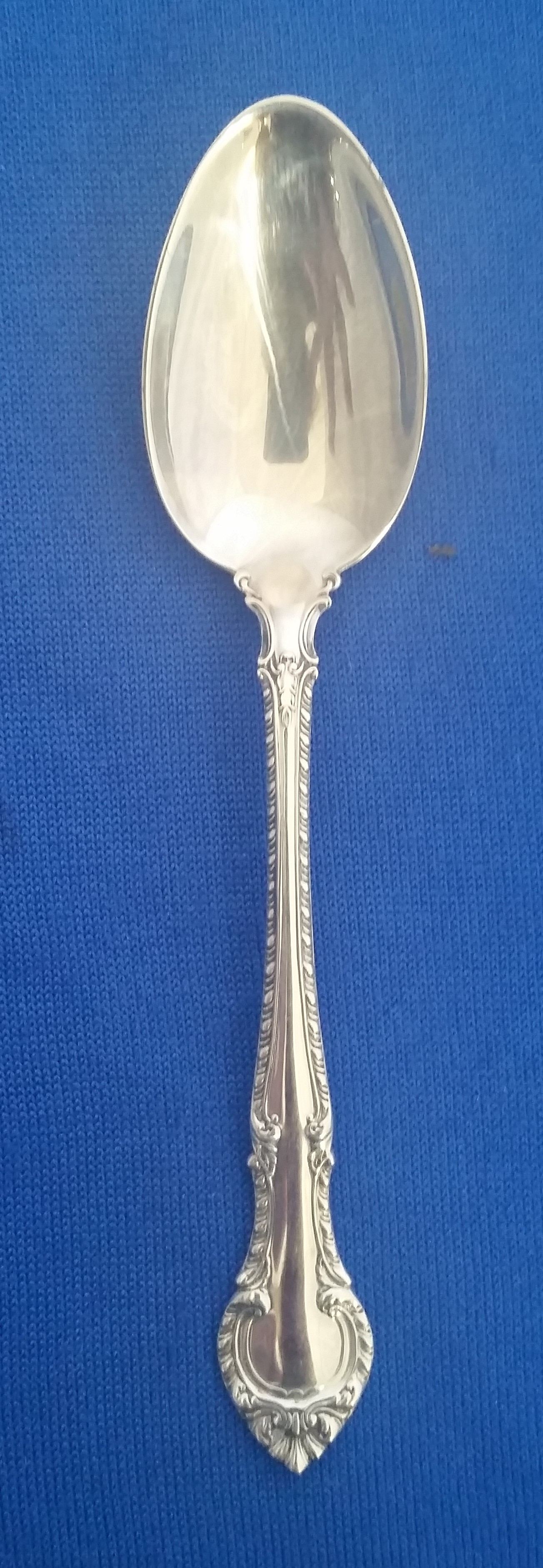 Gorham - 'English Gadroon' - Demitasse Spoon