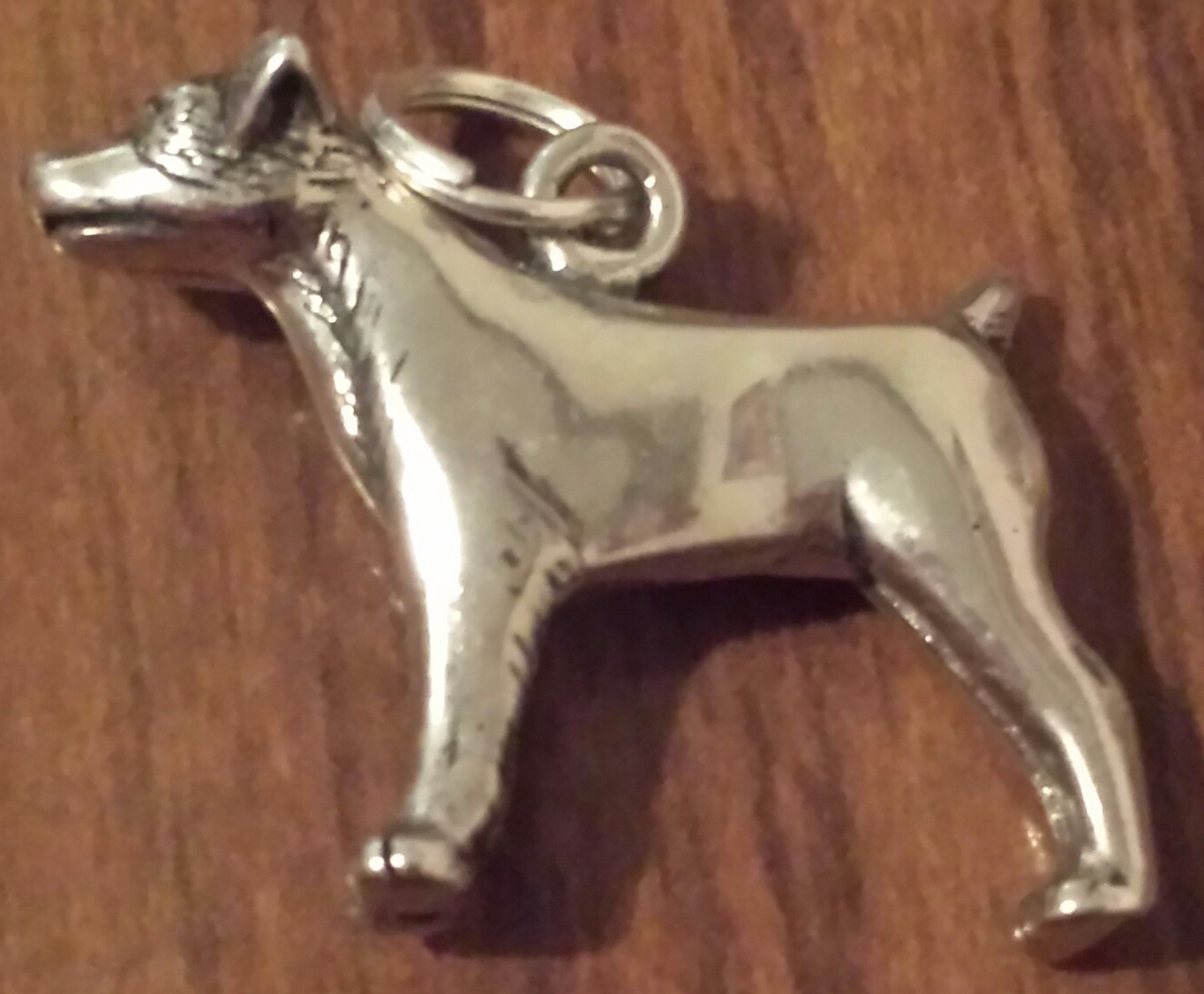 Hand & Hammer - 'Dog Charm' - Jack Russell Terrier