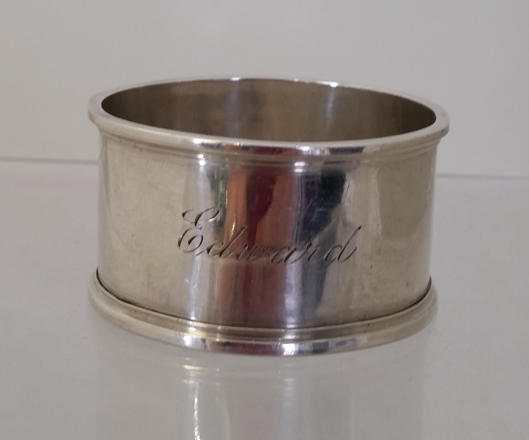 G. H. French & Co. - 'Napkin Ring' - Napkin Ring