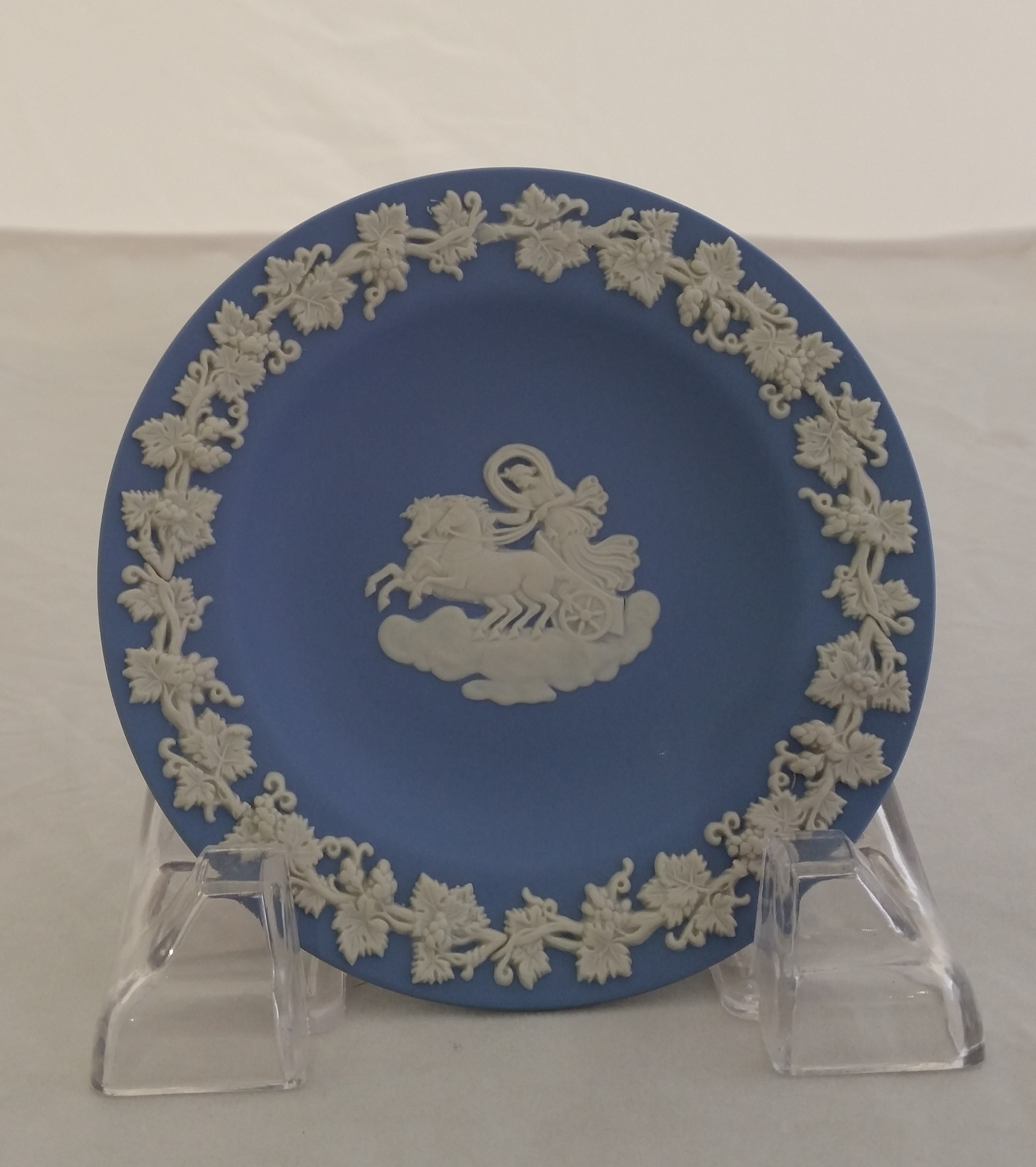 Wedgewood - Ash tray blue