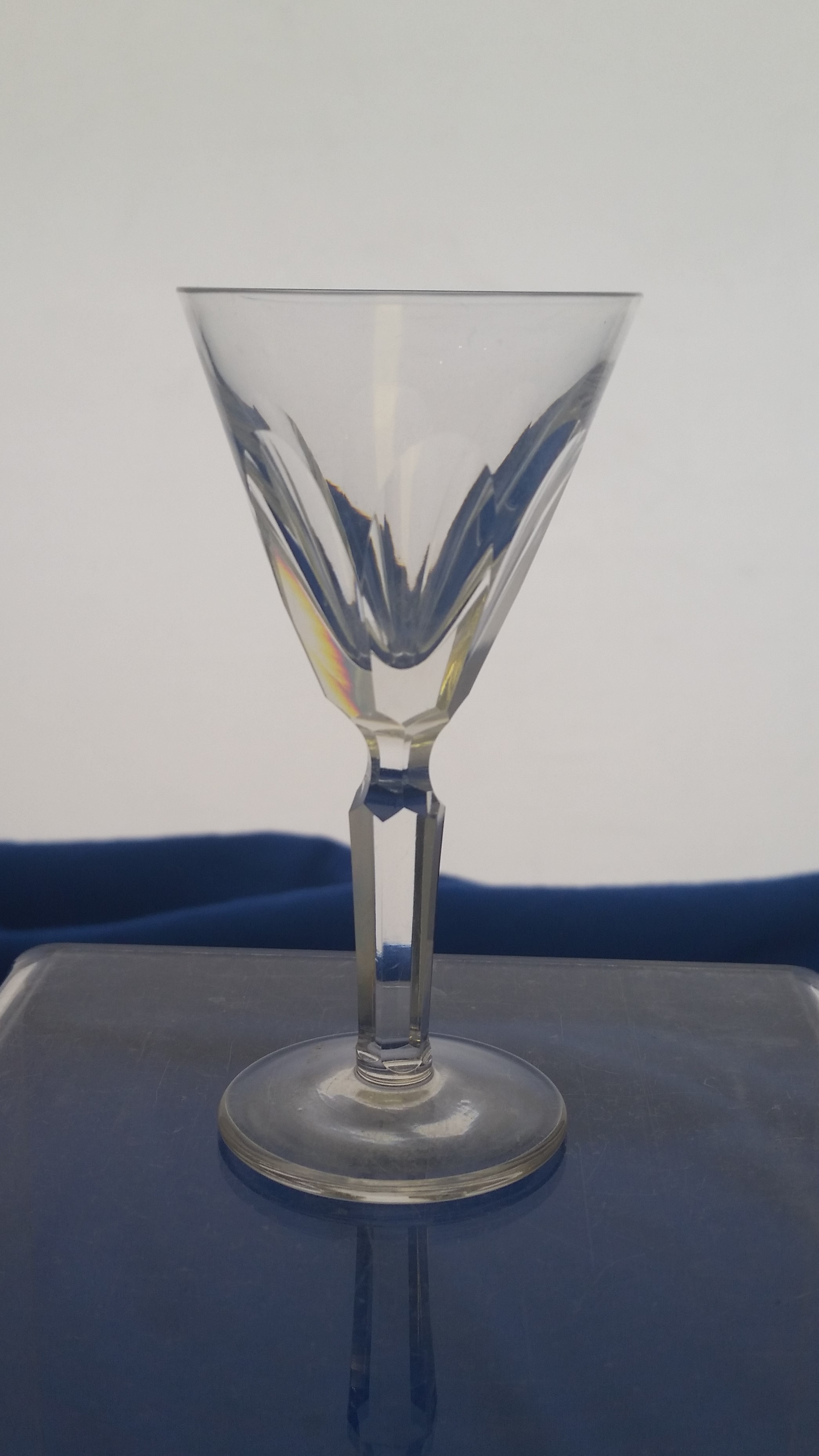 Waterford - 'Symphony' - Cordial glass/stem